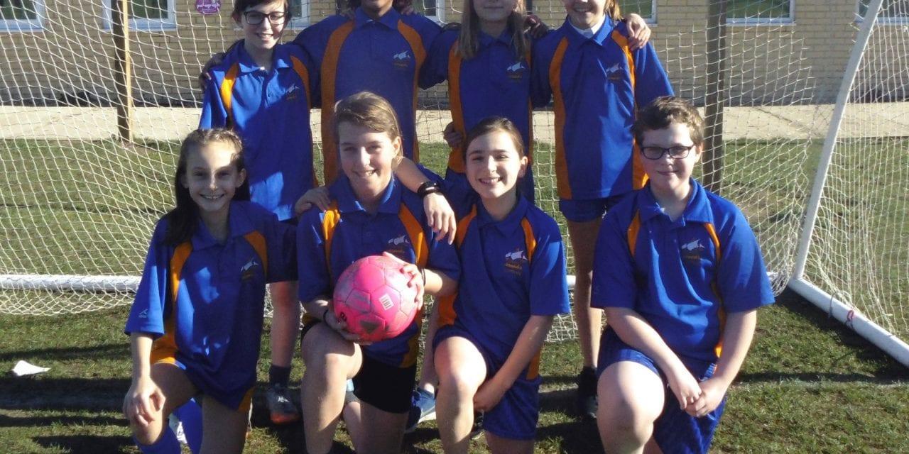Upton Girls Soccer Team – We'll Be Back!