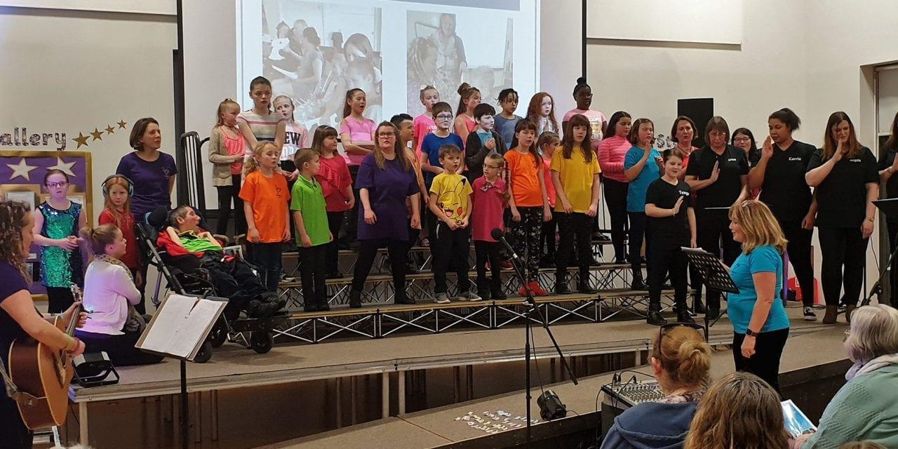 SENsational Music Event At Canterbury Primary School