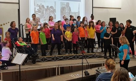 SENsational Music Event At Canterbury Primary School