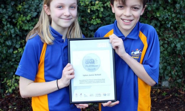 Platinum Honour for Top Sports School