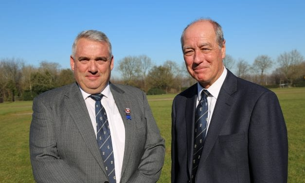 KENT COUNTY AGRICULTURAL SOCIETY WELCOMES NEW CHAIRMAN