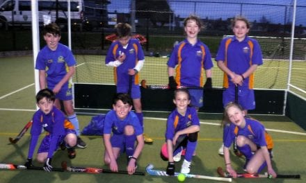 Upton Hockey Champs Head for Kent Finals