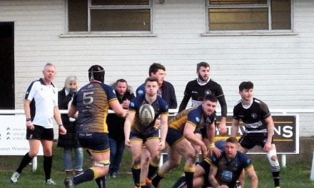 THANET WANDERERS RUFC 13 – 7 DEAL & BETTESHANGER LIONS RFC