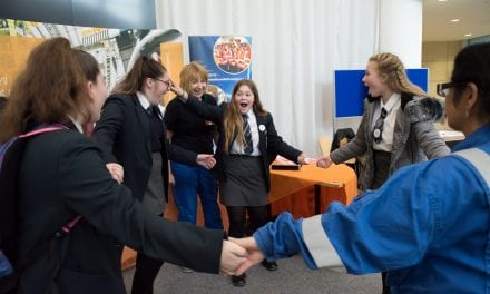 Pupils From Across the County Enjoy 'Big Bang' STEM Education Event at Discovery Park