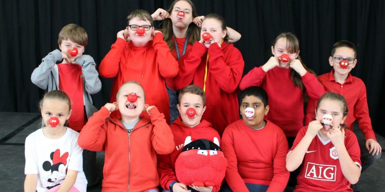 Newington's Red Nose Day – Raising Money and Awareness