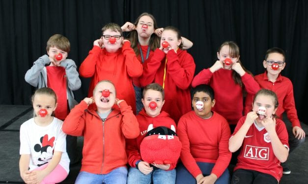 Newington's Red Nose Day – Raising Money and Awareness