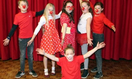 Jokes, Cakes, Danceathon and Mad Outfits