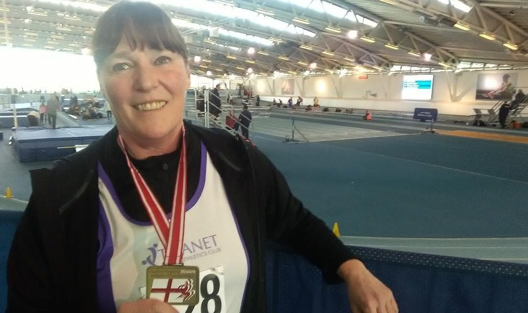 Thanet Athlete Strikes Gold