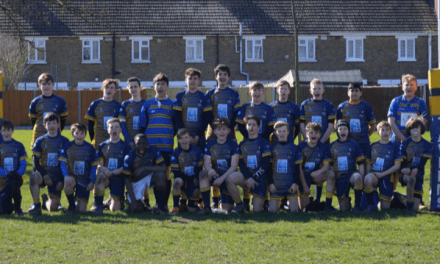 Thanet Wanderers U13s v Folkestone U13s
