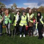 Huge Community clean-up in Kingsmead