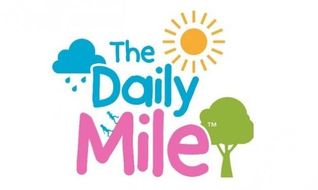 The Daily Mile Comes to Kent!