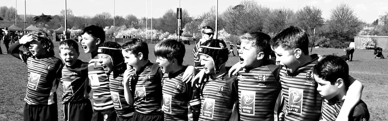 Two Winning Teams for Thanet Wanderers U10s at the Kent Festival of Rugby