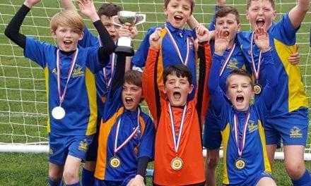 Upton Wins Thanet Schools 'FA Cup'