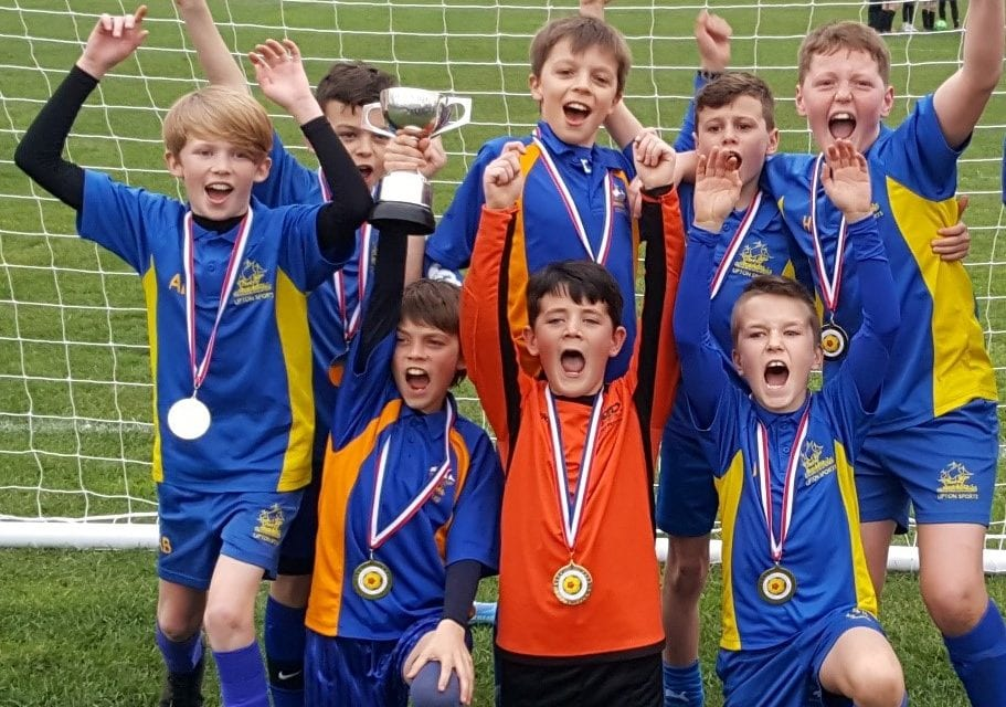 Upton Wins Thanet Schools 'FA Cup'