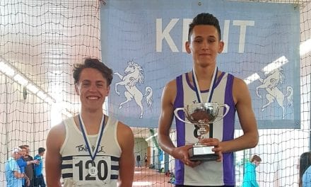 Kent Champs Compete in 38 Events