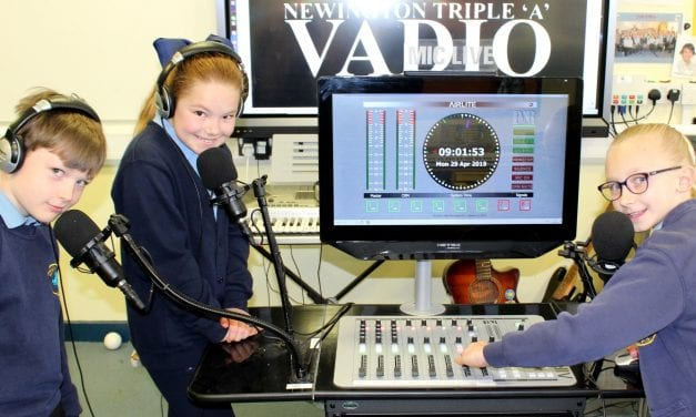 Newington Broadcast Nominated for Radio Awards
