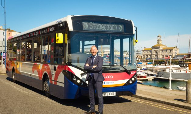 Stagecoach South East supports Armed Forces Day