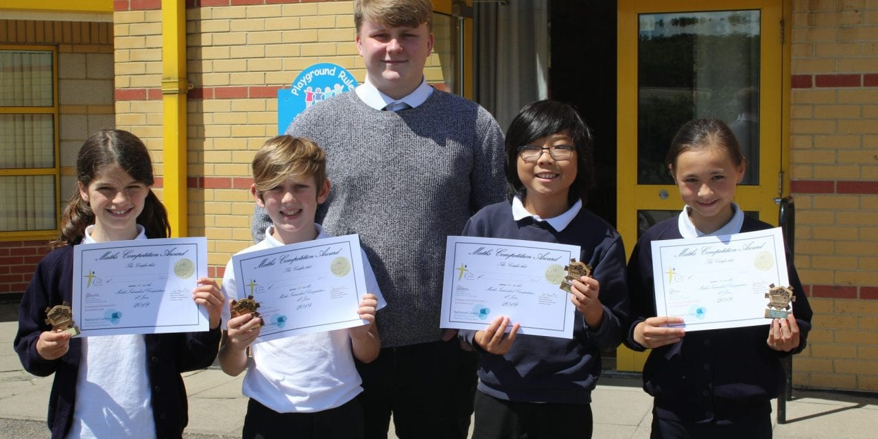 Maths Competition for Thanet Primary Schools
