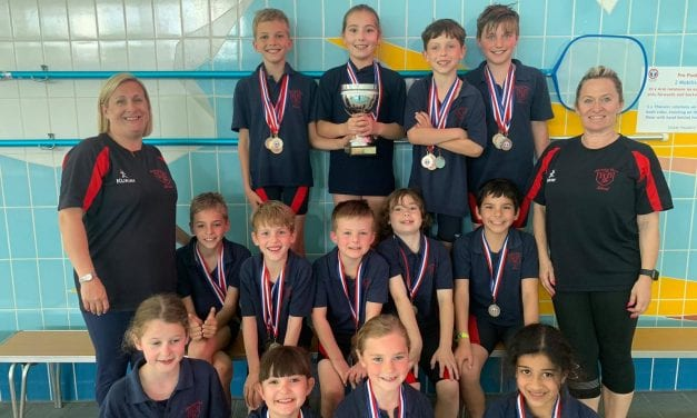 Gold Medals Galore for Haddon Dene