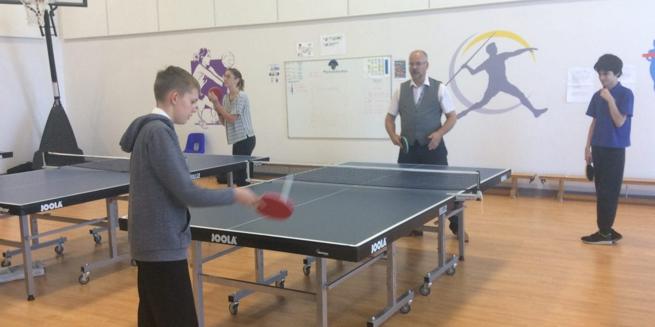 Ping Pong Power: Laleham Gap goes early and goes big!