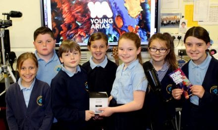 UK Radio Success for Newington's Triple-A Stars