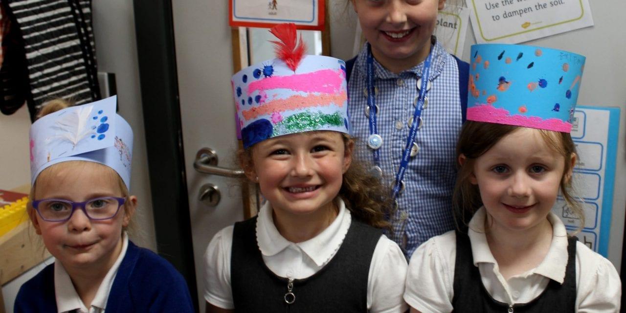 Children Celebrate Global Diversity
