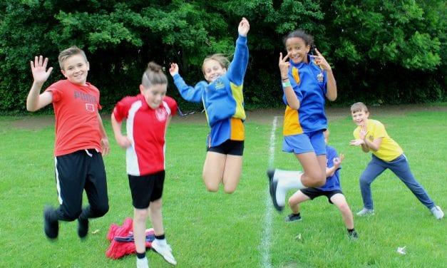 Friendship Through Sport Triumphs at VAT Games