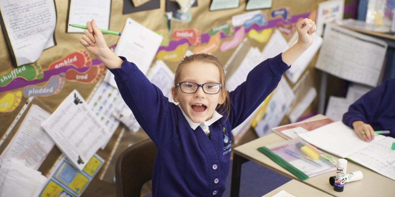 Dame Janet Primary Academy has two reasons to celebrate this summer!