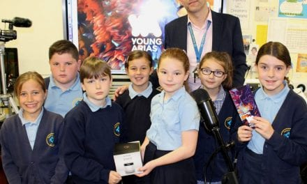 Nationwide Broadcast for Newington's Radio Stars