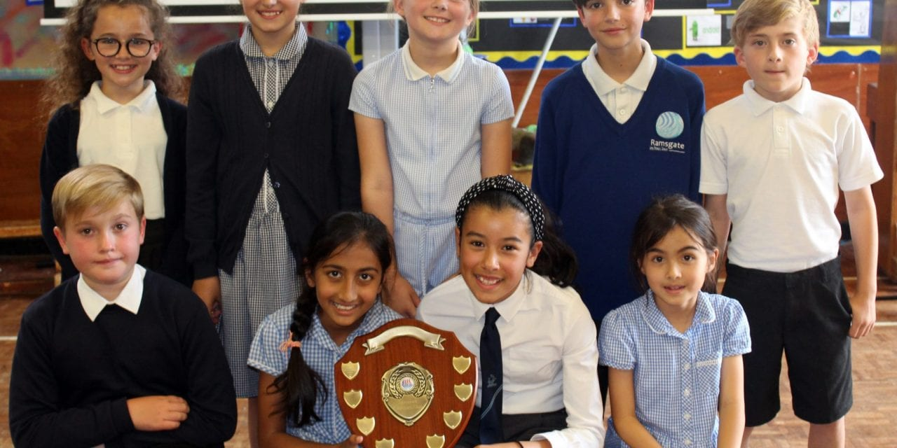 Skill and Passion at VAT Public Speaking Competition