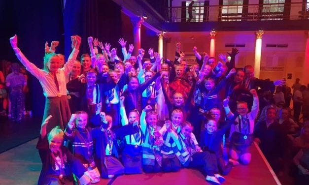 Dance Squad Triumph at Folkestone Competition
