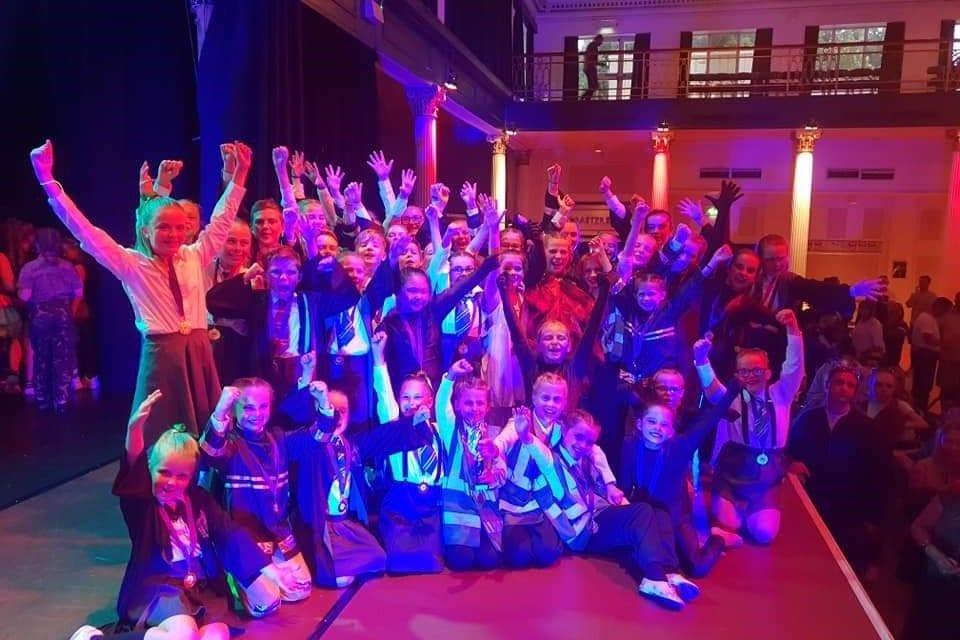 Dance Squad Triumph at Folkestone Competition