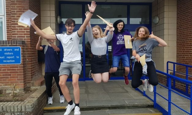 IBCP Results 2019 at King Ethelbert School.