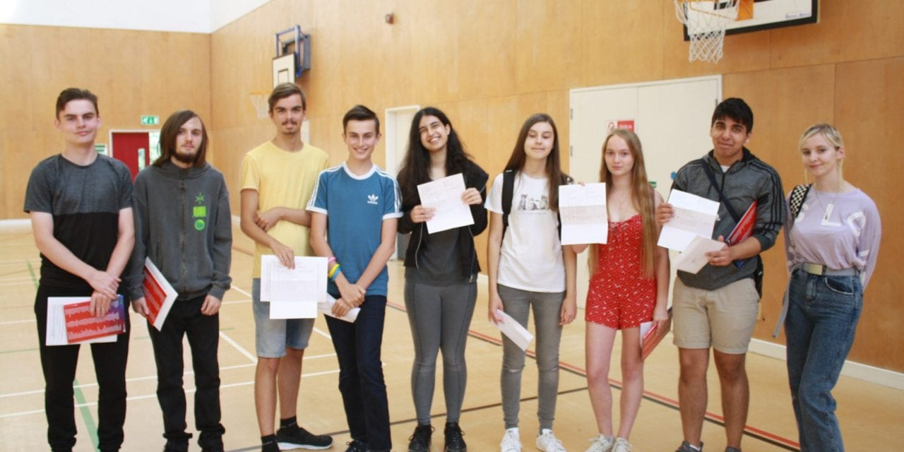 The Royal Harbour Academy GCSE Results 2019