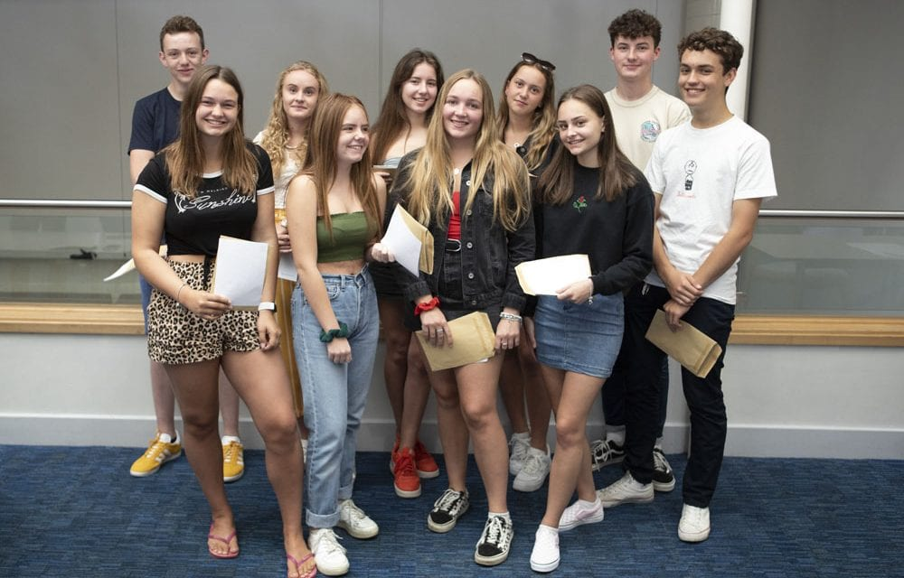 Dane Court Grammar School GCSE results to celebrate
