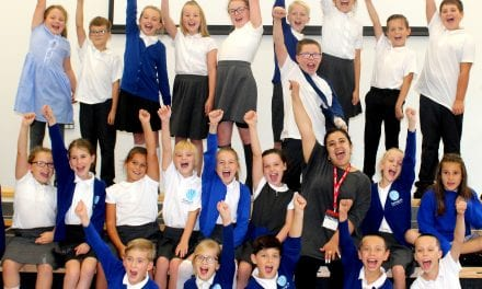 Pop Up Theatre and Workshops Wows Pupils
