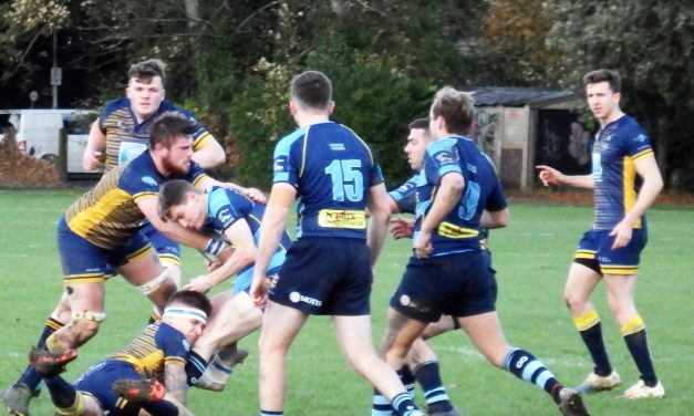 THANET WANDERERS RUFC 22 DOVER RFC 7