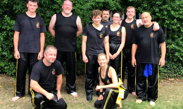 Changing Lives for the Better – Hornets Martial Arts