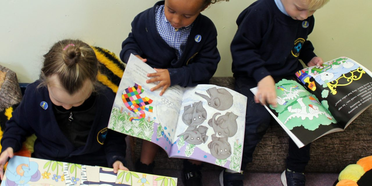 Nursery – 'A Crucial Education Building Block'