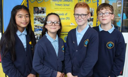 Democracy In Action As Head Pupils Elected