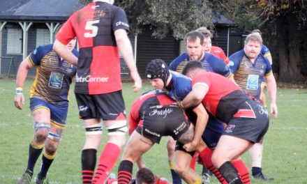 THANET WANDERERS RUFC 12-34 HAYWARDS HEATH RFC