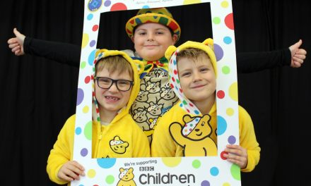 Spot On For Children In Need