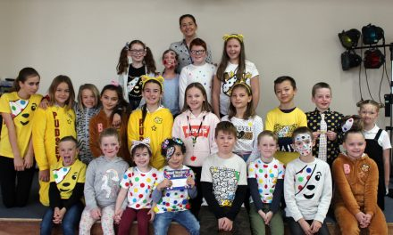 Spotacular Success for Pudsey