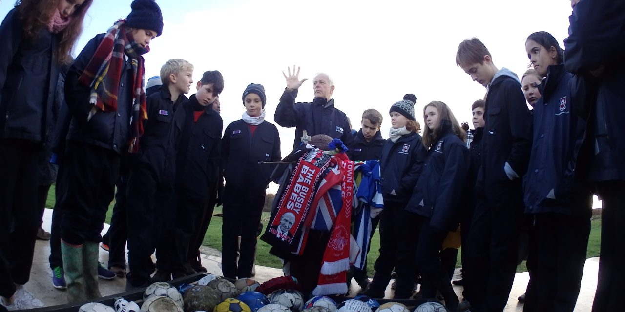 1914 Christmas Truce Remembered