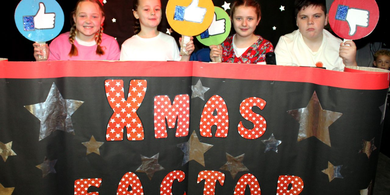 Magical Merry Christmas at Newington