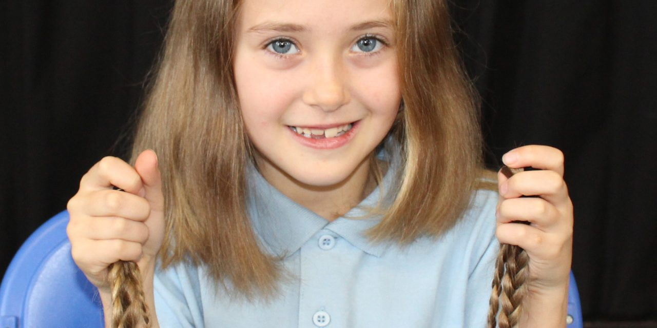 Amelia's Kindest Cut for Charity