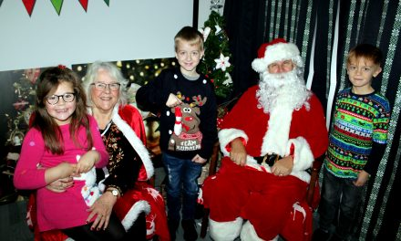 Santa's Grotto Magic at RAPS