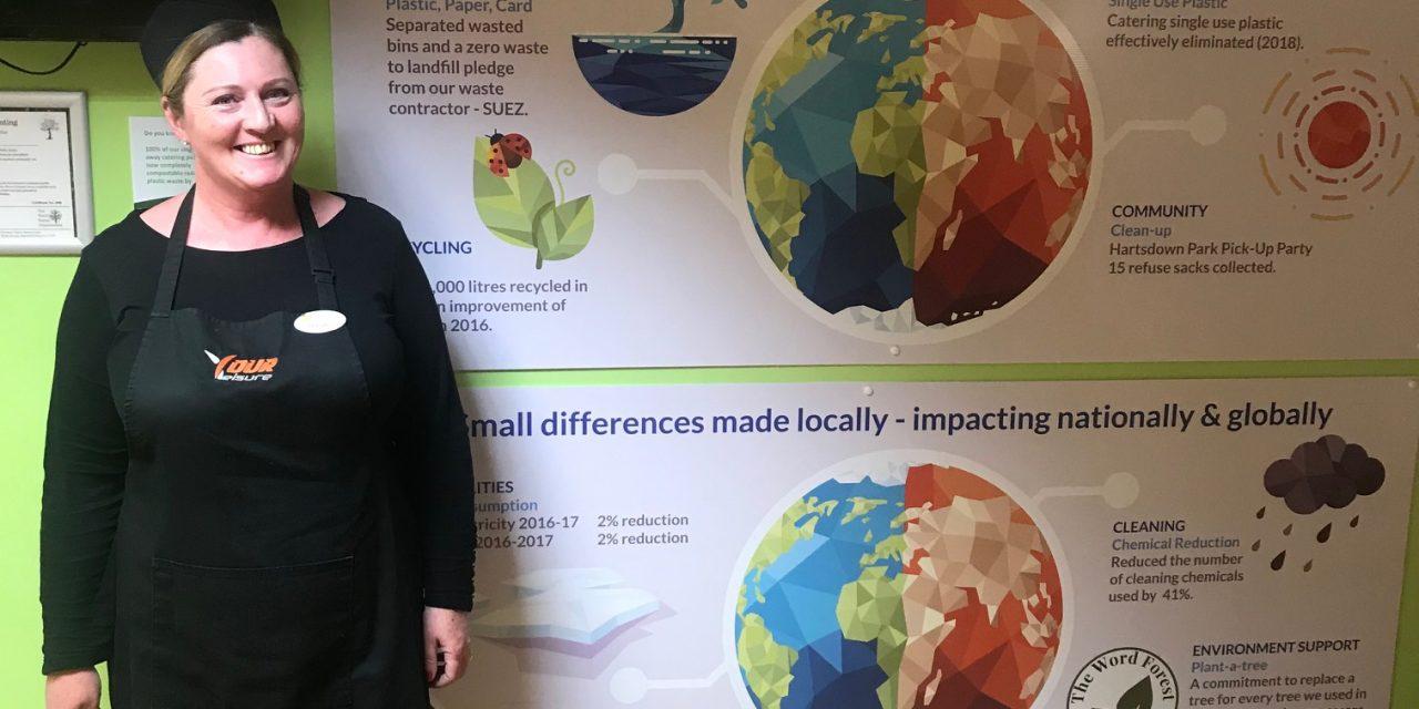 East Kent 'Single-Use Plastic Elimination' Project a Success