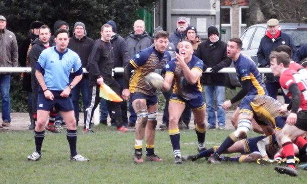 Thanet Wanderers RUFC 43 – 8 Maidstone RFC