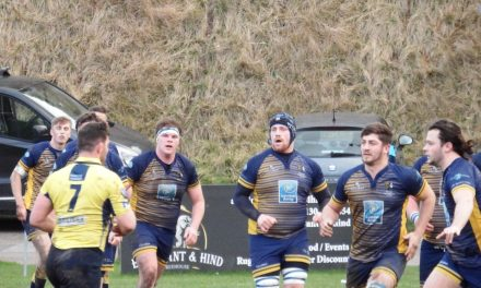 DOVER RFC 31 – 24 THANET WANDERERS RUFC